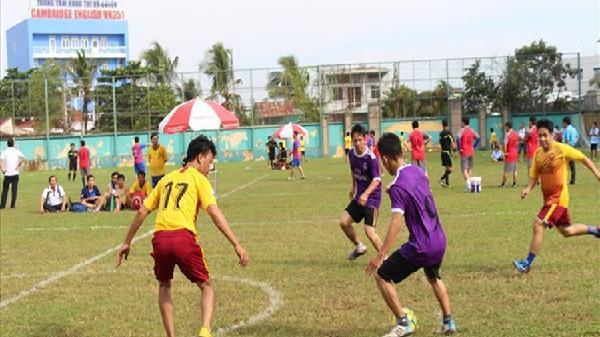 CNVCLĐ tỉnh Tiền Giang 'tiếp lửa' cho Đội tuyển Bóng đá Việt Nam