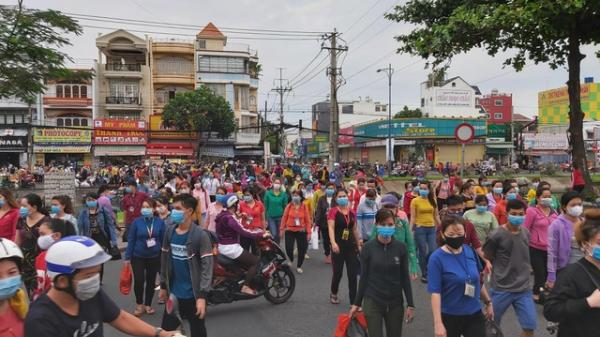 PouYuen cho 6.000 công nhân tạm ngưng việc vì thiếu đơn hàng