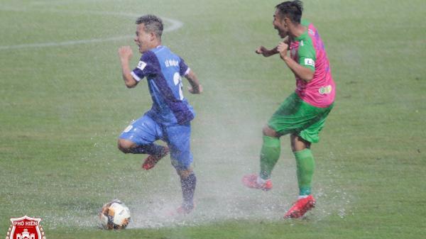 CLB Phố Hiến giành chiến thắng 1-0 trước CLB Đồng Tháp
