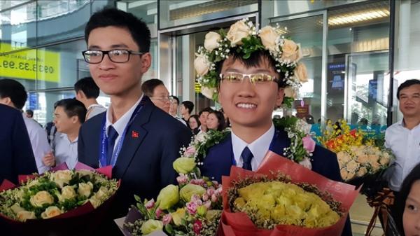 """Cậu học trò """"vàng"""" của tỉnh Bắc Giang"""