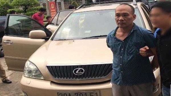 Bắc Giang: Bắt đại gia rởm đi Lexus, đ ột nhập nhiều cơ quan nhà nước để tr ộm cắp
