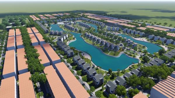 New City Phố Nối – Dự án làm nóng thị trường Hưng Yên