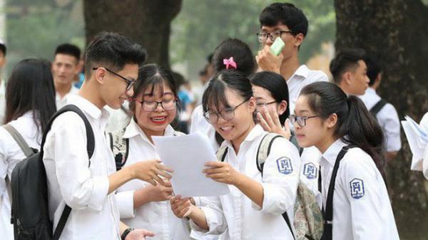 Hưng Yên lọt top danh sách những thí sinh đạt điểm cao nhất tính theo tổ hợp A01