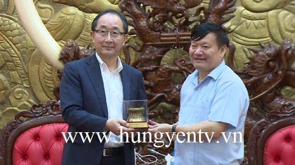 Hưng Yên: Sumitomo Nhật Bản xin mở rộng KCN Thăng Long II giai đoạn 3 thêm 200ha