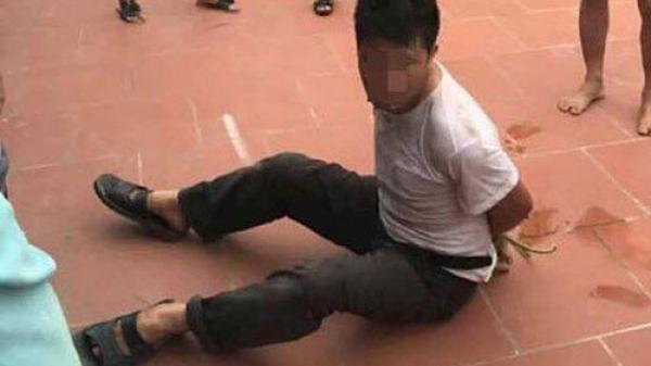 Hưng Yên:  Bắt người đàn ông nghi s àm sỡ bé gái 14 tuổi tại nhà n ạn nhân
