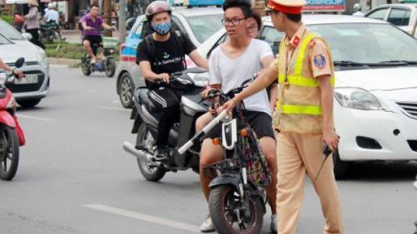 Hưng Yên: Bắt giữ 1 phóng viên t.ống tiền Cảnh s.át giao thông