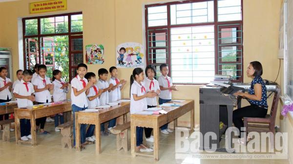 Bắc Giang: Sáp nhập 32 trường mầm non, tiểu học thành 16 trường trong tháng 8