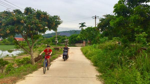 """Làng """" 5 tấn"""" giữa núi rừng Tứ Sơn, Bắc Giang"""
