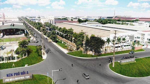 Hưng Yên sẽ có khu công nghiệp sạch đầu tiên của Hàn Quốc