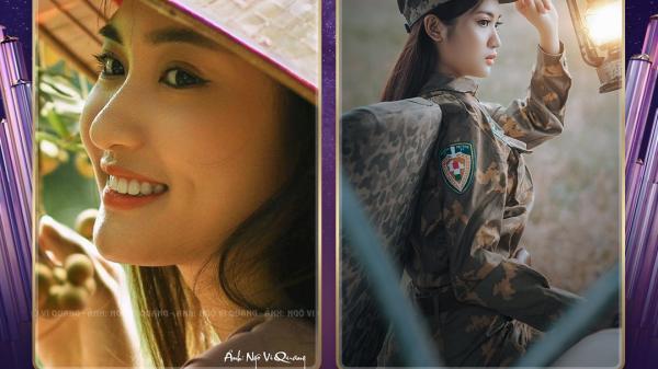 Cận cảnh nhan sắc thí sinh Hưng Yên tại Hoa hậu Hoàn vũ 2019