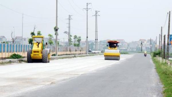 Hưng Yên: Hơn 400 tỷ đồng cải tạo, nâng cấp đường giao thông