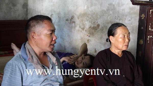 Một gia đình khốn khó, bệnh tật ở Yên Mỹ (Hưng Yên) cần sự giúp đỡ