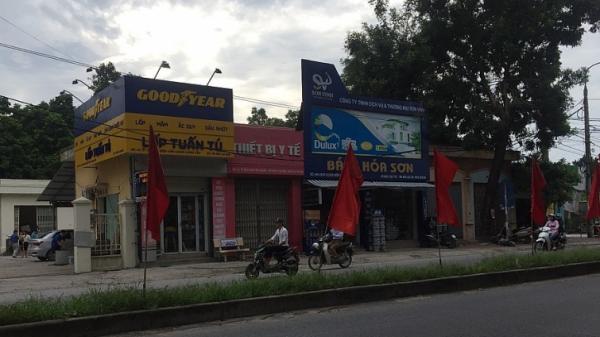 Hưng Yên: Bưu điện sử dụng đất sai mục đích, xử lý bằng khẩu hiệu