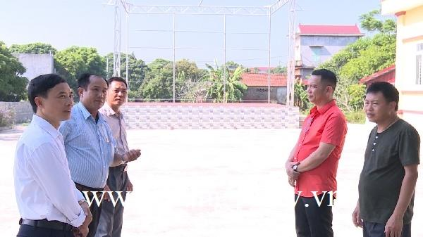 Một cá nhân ủng hộ gần 2 tỷ đồng xây dựng quê hương Phù Cừ, Hưng Yên
