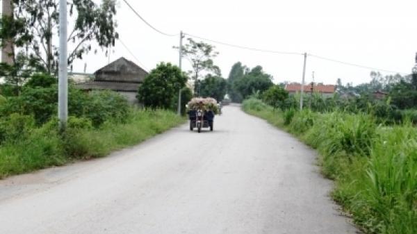Làm rõ những sai phạm trong làm đường giao thông ở Hưng Yên
