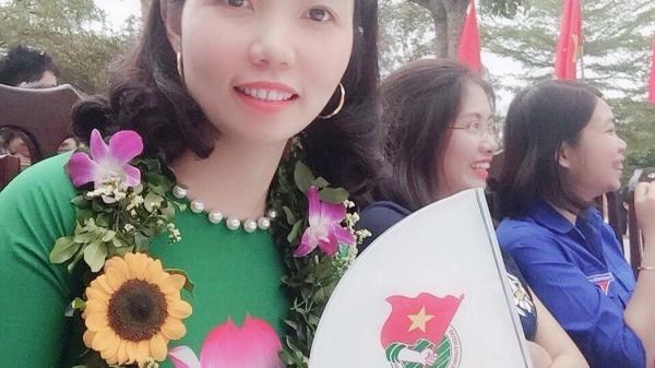 Nữ thủ lĩnh phong trào sinh viên, nhà giáo trẻ tiêu biểu tỉnh Hưng Yên