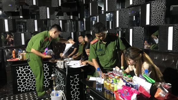 Bắc Giang: Phát hiện gần 70 nam nữ thanh niên dùng m.a tú.y trong karaoke Royal KTV