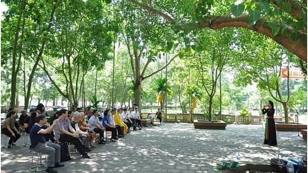 Về vùng Di sản UNESCO ở Bắc Giang