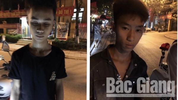 Bắc Giang: Xử lý vi phạm giao thông, phát hiện đối tượng 2K3 tàng trữ m.a tú.y