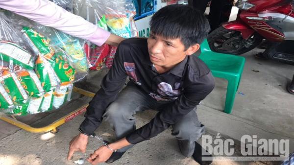 Bắc Giang: B.ắt quả ta.ng đối tượng bán m.a tú.y cho người điều trị ngh.iện tại trạm y tế