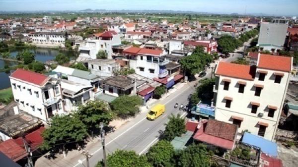 Hưng Yên: Hơn 97% số xã đạt chuẩn nông thôn mới