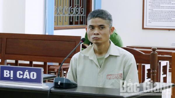 Bắc Giang: Nhận án chung thân vì vận chuyển 781,021 gam m.a tú.y