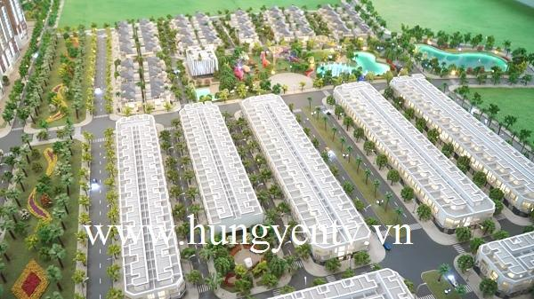 NÓNG: Ra mắt dự án mới Phố Nối House ở Yên Mỹ, Hưng Yên