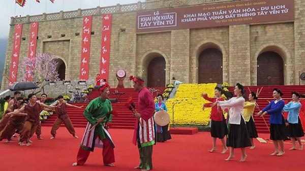 Sẽ có nhiều hoạt động hấp dẫn tại Tuần Văn hóa - Du lịch tỉnh Bắc Giang 2020