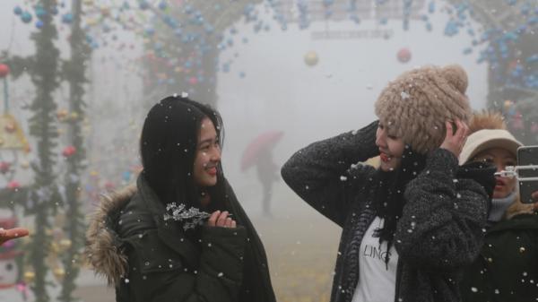 Cuối tháng 10, miền Bắc đón thêm 2 đợt không khí lạnh