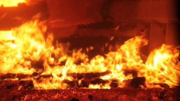 Việt Yên (Bắc Giang): Xảy ra cháy lớn chỉ vì ổ sạc điện thoại