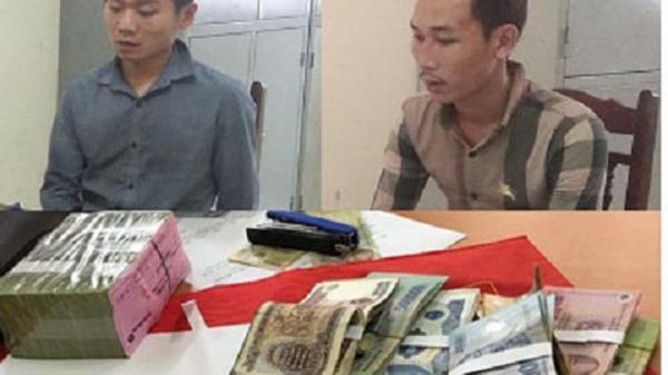 Cặp đôi đột nhập 9 UBND xã trộm cắp hàng trăm triệu đồng
