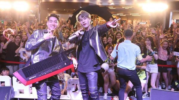 THÔNG BÁO: Tối nay, JACK & K-ICM sẽ trình diễn tại Lễ hội âm nhạc đình đám ở Bắc Giang