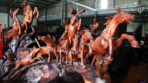 Gốc cây chỏng chơ bên suối bỗng nhiên biến thành báu vật, đại gia Bắc Giang trả 7 tỷ đồng không bán