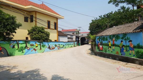 Bắc Giang: Thắp điện đi cấy đêm, ban ngày làm Nông thôn mới