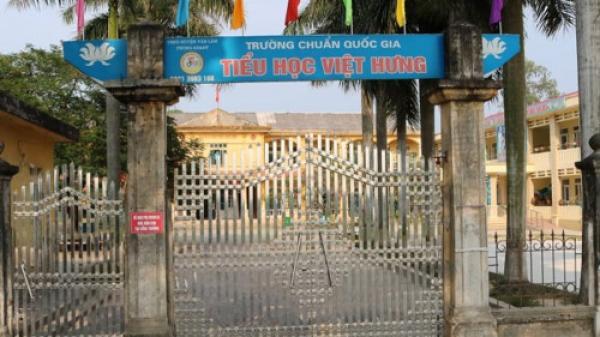 Hưng Yên: Trường tiểu học Việt Hưng bị tố lạm thu