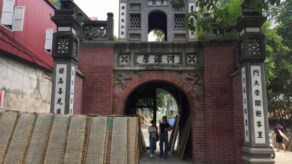 Về Bắc Giang khám phá văn hóa độc đáo, bình dị của ngôi làng cổ Thổ Hà nổi tiếng khắp vùng Kinh Bắc