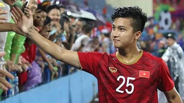 Cầu thủ CLB Phố Hiến (Hưng Yên) bất ngờ bị gạt khỏi danh sách U22 Việt Nam