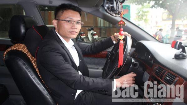 """Bắc Giang: Tài xế Nguyễn Mạnh Hùng và chuyến xe """"0 đồng"""" giúp bệnh nhân nghèo"""