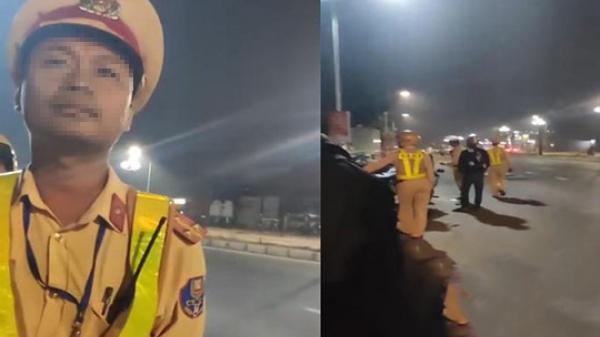"""Công an Hưng Yên thông tin về sự việc """"2 người đề nghị xoá clip về Cảnh sát giao thông"""""""