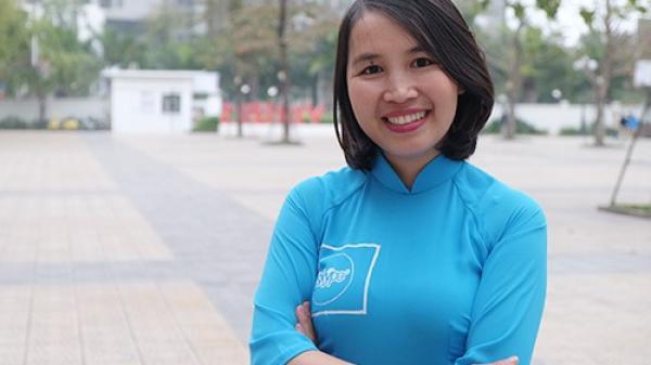 Cô giáo Hưng Yên đưa học sinh trường làng ra thế giới nhờ công nghệ