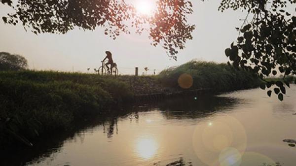 Về Hưng Yên thăm làng cổ Thanh Cù bình dị, mang đặc trưng của một làng quê Đồng bằng Bắc Bộ