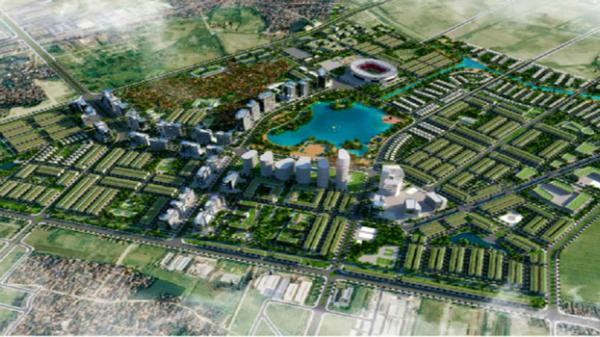 Hưng Yên xây khu đô thị 283ha ở Phố Nối