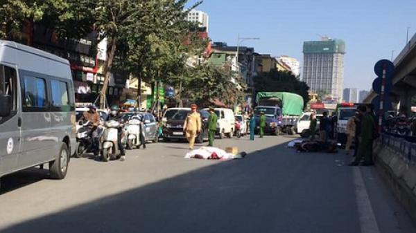 Việt Yên: V.a ch.ạm với ô tô, người đi xe máy t.ử vo.ng
