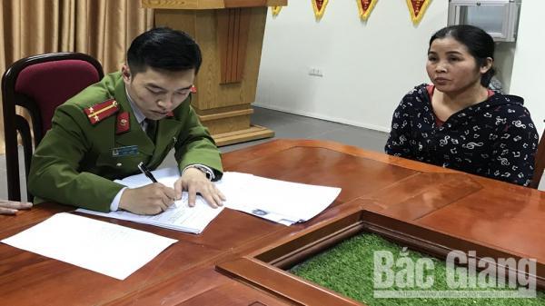 Bắc Giang: Trốn truy nã 15 năm, nữ đối tượng Nguyễn Thị Hiền sa lưới