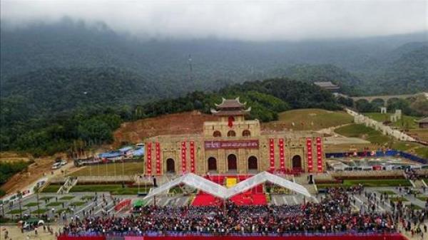 Bắc Giang: Khai hội Xuân Tây Yên Tử vào ngày 5/2/2020