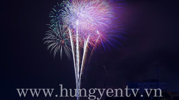 Hưng Yên có 9 điểm b.ắn pháo hoa đêm giao thừa Tết Canh Tý 2020