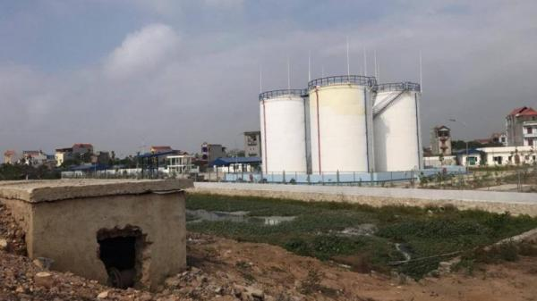Công ty Xăng dầu Hưng Yên phá đê, dùng dằng hơn năm vẫn chưa xử lý dứt điểm