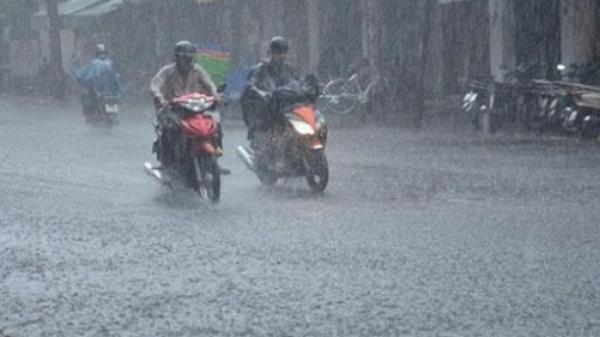 Hà Nội sắp mưa trên diện rộng, thời tiết giảm nhiệt