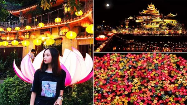 Sài Gòn sắp có LỄ HỘI THẢ ĐÈN HOA ĐĂNG cực hoành tráng mừng đại Lễ Phật Đản 2019