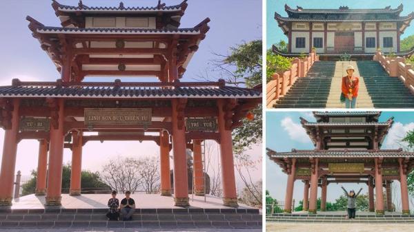 Team Sài Gòn sốt rần rần với cổng trời Linh Quy Pháp Ấn sao y bản chính đẹp tựa chốn bồng lai tiên cảnh